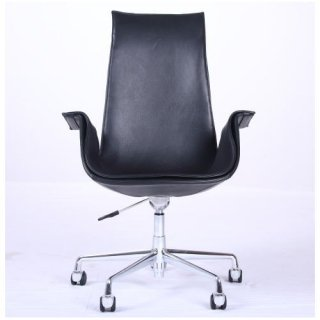 FK high back caster chair / FKハイバックキャスターチェアー