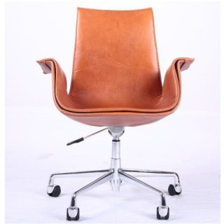 FK low back caster chair / FKローバックキャスターチェアー