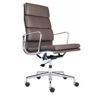 アルミナム エグゼクティブチェアー(ハイバック/ソフトパッド)/Alumininum Executive Chair (high back/softpad)