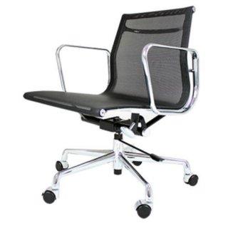 Alumininum Management Chair(low/mesh) / アルミナム マネージメントチェア(ローバック/メッシュ)