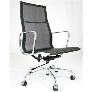 Alumininum Management Chair(high/mesh) / アルミナム マネージメントチェア(ハイバック/メッシュ)
