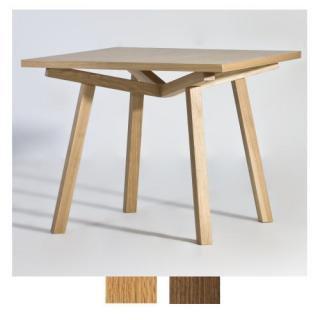 Sean Dix Forte DiningTable WoodTop Square90cm