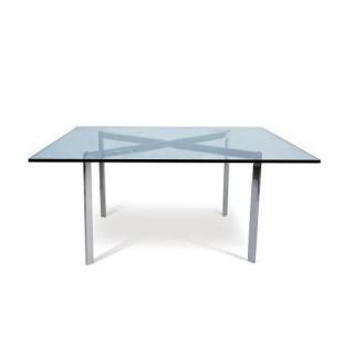 Tugendhat Table/トゥーゲンハットテーブル/バルセロナ テーブル 【byミース・ファン・デル・ローエ】
