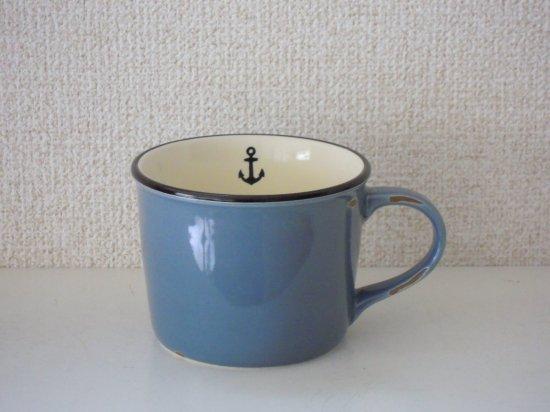 Ho-Lo-STYLEマグ M ブルー/Blue