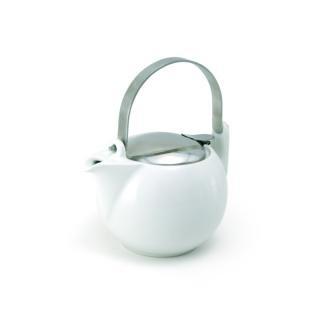 ZEROJAPAN パーシモンティーポットS 450� WH(ホワイト)