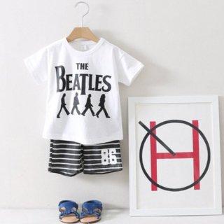 ビートルズTシャツ(ホワイト)