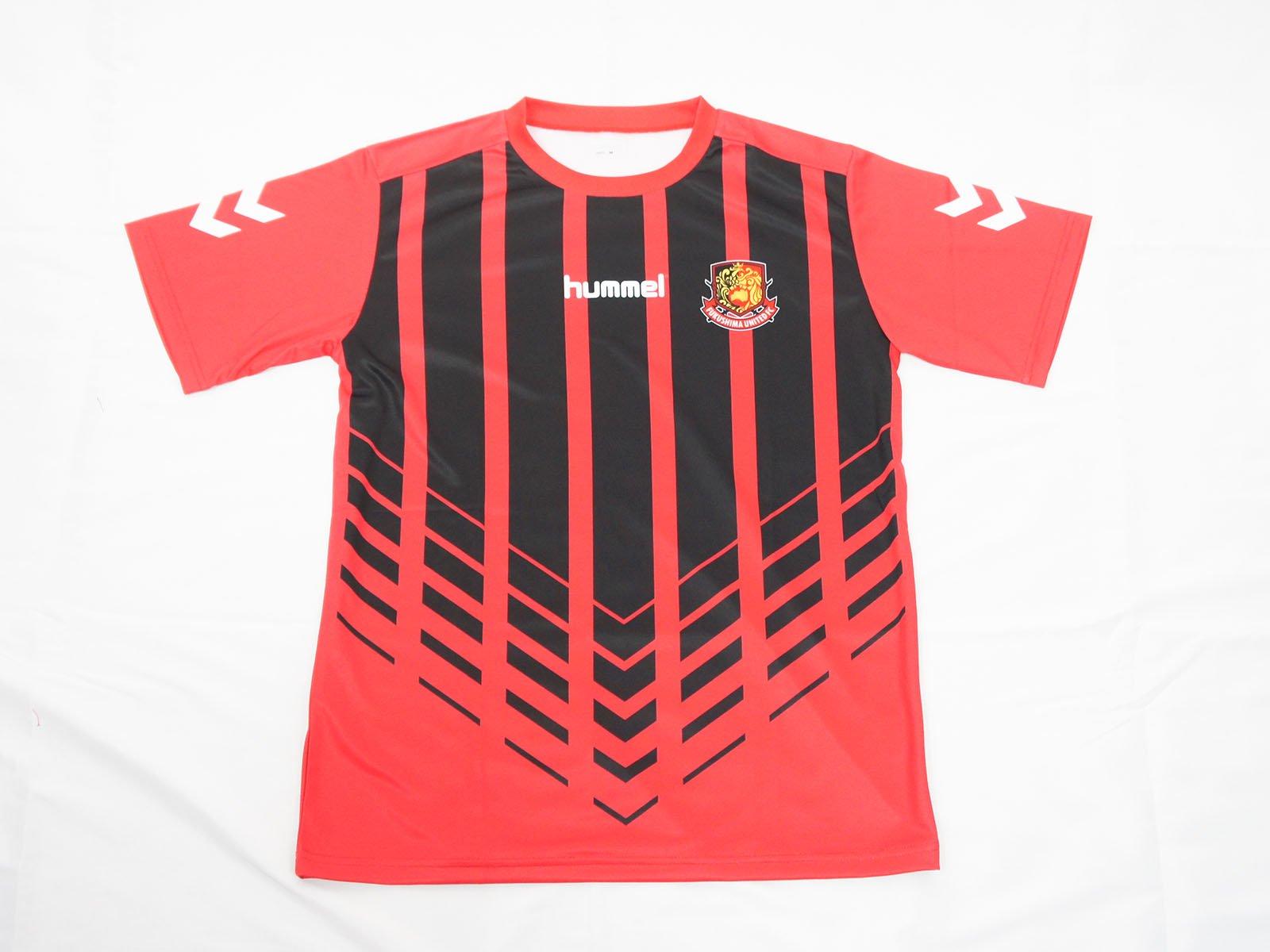 2020ユニフォーム型Tシャツ
