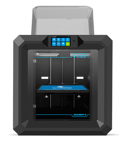 【メーカー保証1年間】 FDM式 Flashforge 3D Printer Guider2