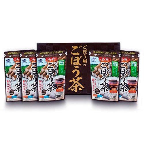 ごぼう茶30包×5個入り