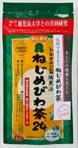 ねじめびわ茶24(2g×24包)/ノンカフェイン、鹿児島県産