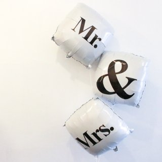Mr. & Mrs. 3SET Float type