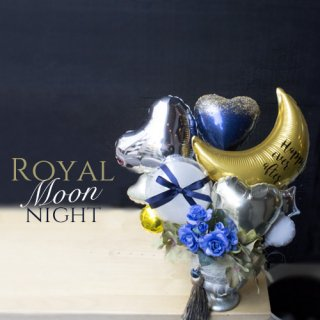 Royal Moon Night table top type〜GOLD GLITTER〜