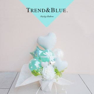 TiffanyBlue Candys Table top type ティファニーブルー