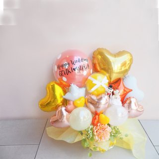 Candy POP Wedding バルーン Table top type