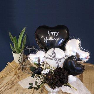 BURLESQUE BLACK Table top type