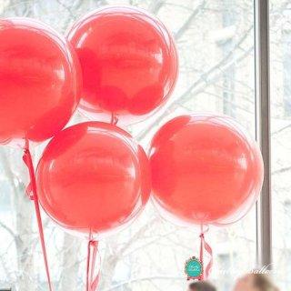 フリンジバルーン BIG RED(カラー変更可能)