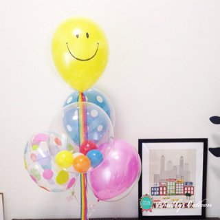 SMILE KIDS カラフルスマイル Float type