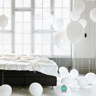 ALL White Float type