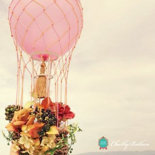 Geniality Balloon  気球デザイナーズバルーン Table top type
