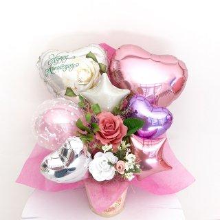 LUXURY SWEET ピンクハート Table top type