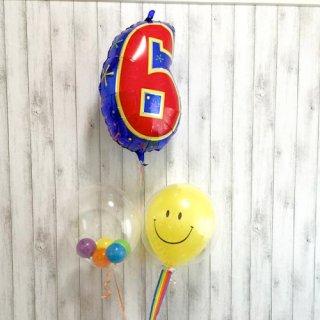 SMILE KIDS ナンバーMIX Float type