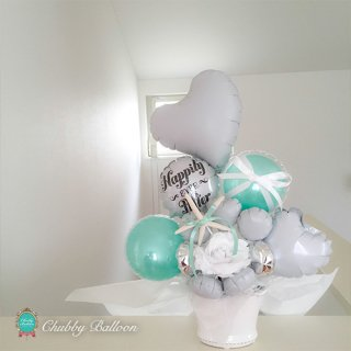 TiffanyBlue Greenwich Village Table top type ティファニーブルー