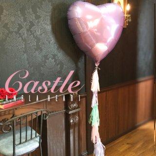 Castle anela heart ハートフリンジ Float type