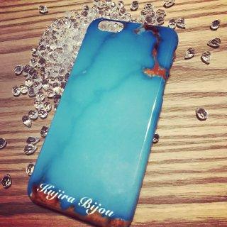 スマートフォンケース Turquoise