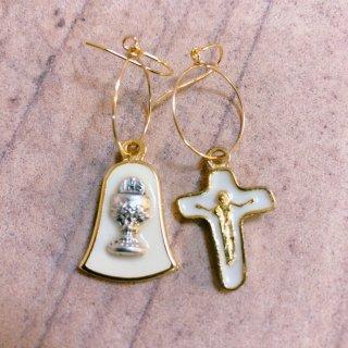 prière earring No6