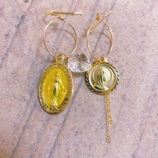 prière earring No7