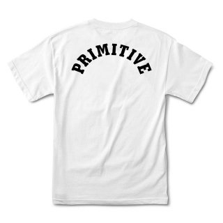 PRIMITIVE(プリミティブ)|IVY LEAGUE TEE(WHT)