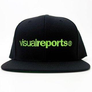 visual reports(ヴィジュアルレポート)|HIGRAID SNAPBACK CAP(GREEN)