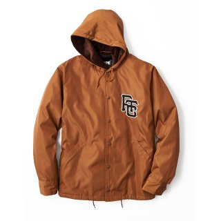 FTC -HOODED COACH JACKET