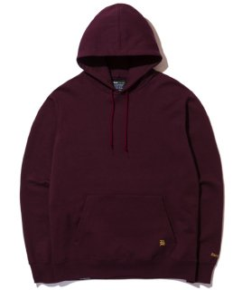 Backchannel(バックチャンネル)ONE POINT PULLOVER PARKA(WINE)