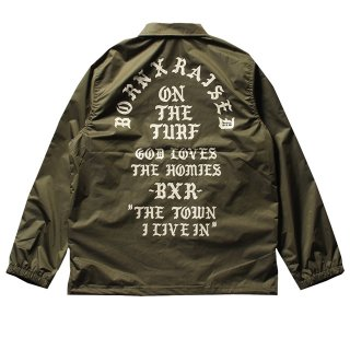BORN X RAISED | THE TOWN COACH JACKET