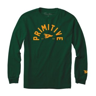 PRIMITIVE(プリミティブ)|BIG ARCH PENNANT L/S TEE