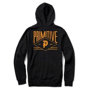 PRIMITIVE(プリミティブ)|SLUGGER PULLOVER HOOD