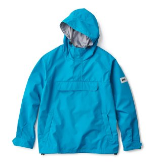 FTC -TECH HOODED PULLOVER JACKET (TEAL)
