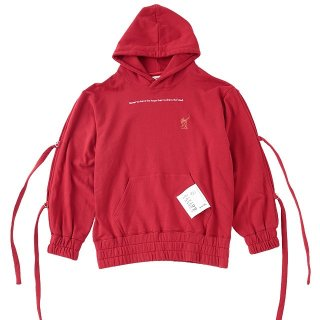 PARADOX(パラドックス)ARM BELT PARKA (RED)