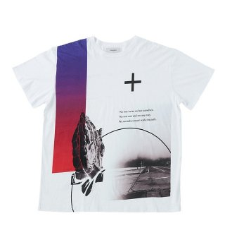 PARADOX(パラドックス) GRAPHIC BIG TEE (DEVOTION)