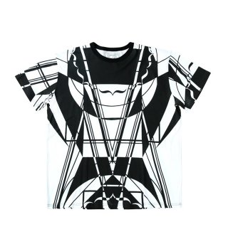PARADOX(パラドックス) GRAPHIC BIG TEE (ORDERLY)
