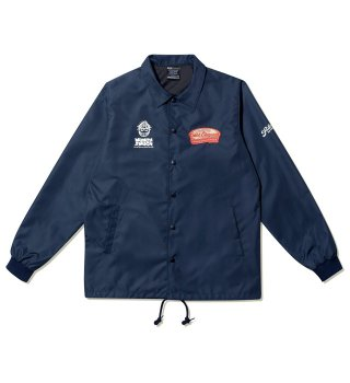Backchannel(バックチャンネル)BACKCHANNEL×PRILLMAL WINDBREAKER (NAVY)