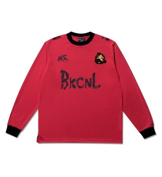 Backchannel(バックチャンネル) FOOTBALL L/S T (RED)