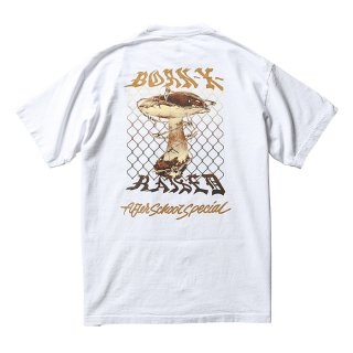 BORN X RAISED |AFTER SCHOOL SPECIAL TEE(WHT)