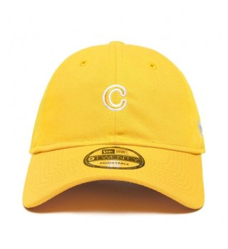 "CARROTS by Anwar Carrots (キャロッツ)""C"" NEW ERA 9/20 BALL CAP - YELLOW"