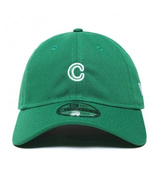 "CARROTS by Anwar Carrots (キャロッツ)""C"" NEW ERA 9/20 BALL CAP - GREEN"