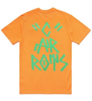 CARROTS by Anwar Carrots (キャロッツ)JOAO POCKET TEE - ORENGE