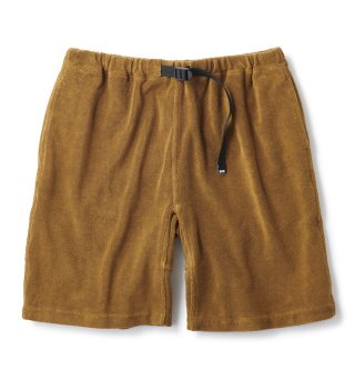 FTC  / TERRY SHORT (GOLD)