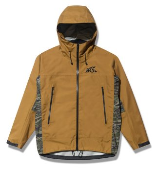 Backchannel(バックチャンネル)NYLON 3LAYER MOUNTAIN PARKA (COYOTE)