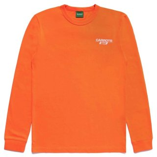 CARROTS by Anwar Carrots (キャロッツ)CARROTS SPORT LONG SLEEVE (ORENGE)